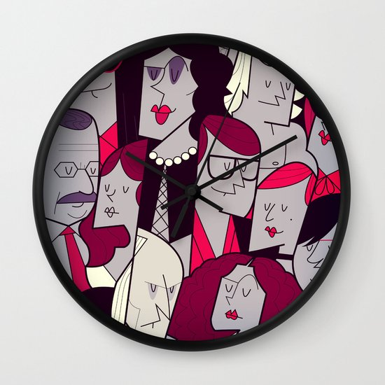 The Rocky Horror Picture Show Wall Clock