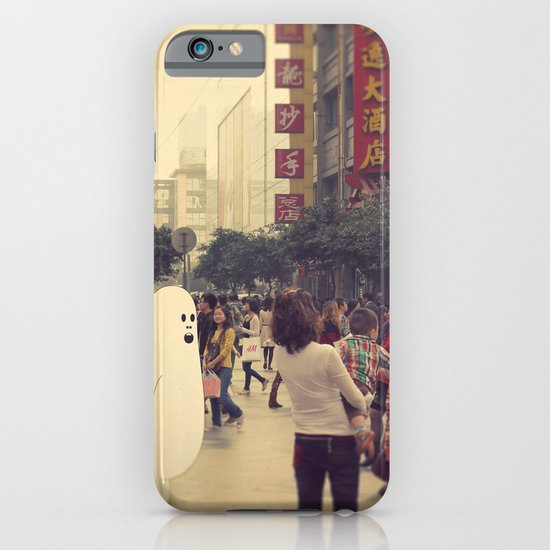 l o s t i n c h e n g d u iPhone & iPod Case
