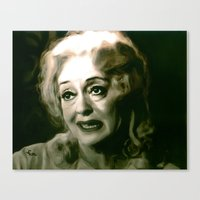 BABY JANE Canvas Print