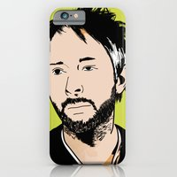 iPhone & iPod Case featuring Everything in its right place by Daniel Urruela