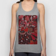 Abstract 28 Unisex Tank Top