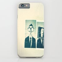 Split personality iPhone 6 Slim Case