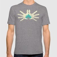 Fénix Project Mens Fitted Tee Tri-Grey SMALL