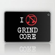 I Love Grindcore Laptop & iPad Skin