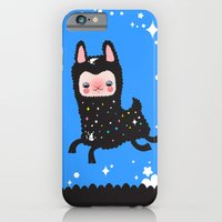 iPhone & iPod Case featuring Run alpaca, run! by jusum