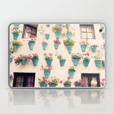 Flowerpots Laptop & iPad Skin