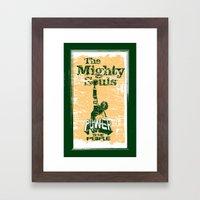 The Mighty Souls: Soul & Funk Legends Framed Art Print