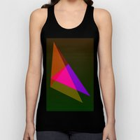 Try Angulate Unisex Tank Top