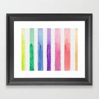 Spectrum 2013 Framed Art Print