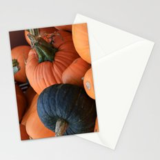 Fall's Pumpkins Stationery Cards