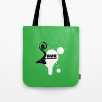 SAVE ANIMALS Tote Bag
