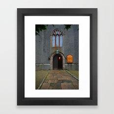 St Cuthberts Church Framed Art Print
