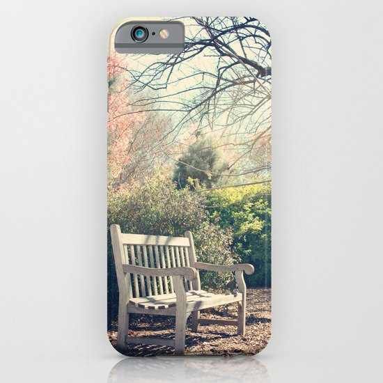 Waiting for you! iPhone & iPod Case