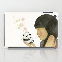 I Adore You, Baby iPad Case