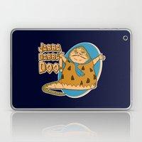 Jabba dabba doo!! Laptop & iPad Skin