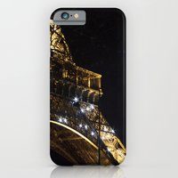 iPhone & iPod Case featuring Eiffel Tower by Marisa Jane