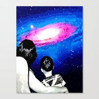 WIDESCOPIC Canvas Print