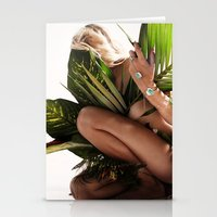 NATURE GODDESS Stationery Cards