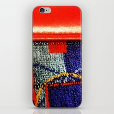 Have a seat on the Bakerloo line iPhone & iPod Skin