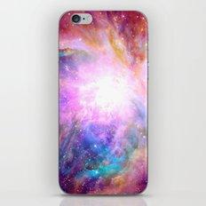 Galaxy Nebula iPhone & iPod Skin