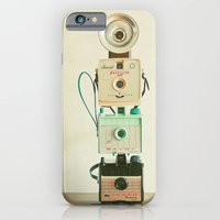 Tower of Cameras iPhone 6 Slim Case