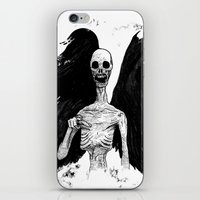 Angel of Death iPhone & iPod Skin