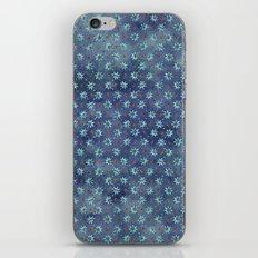 Amazing Watercolor Snowf… iPhone & iPod Skin