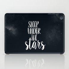 Sleep Under The Stars iPad Case