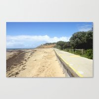 Barwon Heads Foreshore Canvas Print