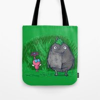 My little neighbors Tote Bag
