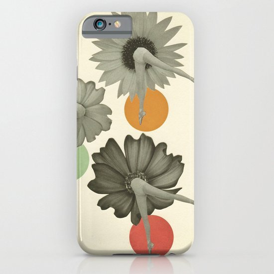 Flower Girls iPhone & iPod Case