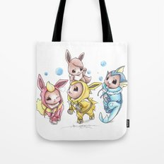 Bursting Bubbles Tote Bag