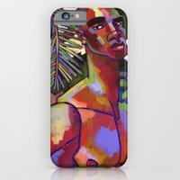 Victor In The Forest iPhone 6 Slim Case