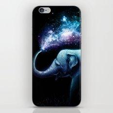 Elephant Splash iPhone & iPod Skin