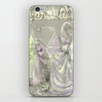 Faerie Girls iPhone & iPod Skin