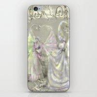 Faerie Girls iPhone & iPod Skin