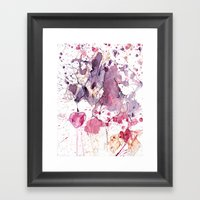 Swap Your Heart For One … Framed Art Print