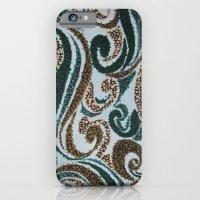iPhone & iPod Case featuring Waves by Melanie Schumacher