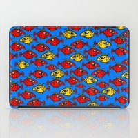 Plenty fish in the sea iPad Case