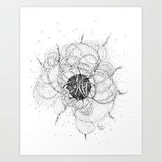 !!*??!?!!!*? Art Print