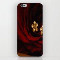 Subtle Romance  iPhone & iPod Skin