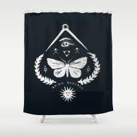 Anima Resurca Shower Curtain