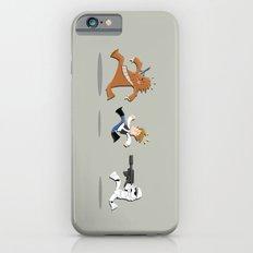 Han Solo & Chewbacca Slim Case iPhone 6s