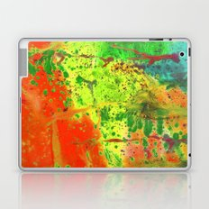 Abstract of watercolor Laptop & iPad Skin