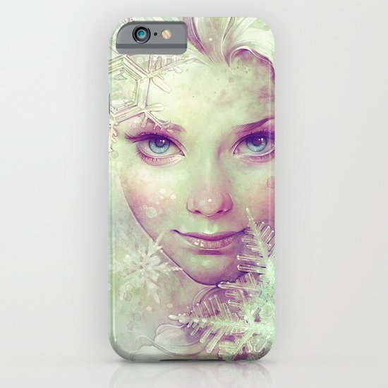Elsa iPhone & iPod Case