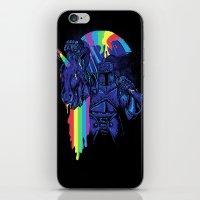 Rainbow Harvest (so Inte… iPhone & iPod Skin