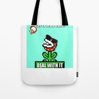 Spit Hot Fire! Tote Bag
