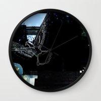 RRR Wall Clock