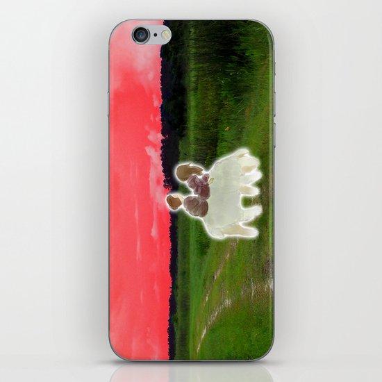 """Shrines"" by Virginia McCarthy  Cap Blackard iPhone & iPod Skin"