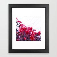 Touch Of Love Framed Art Print